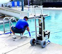 Сервисное обслуживание общественных бассейнов