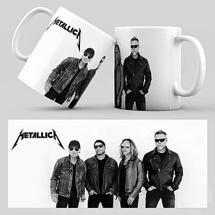 Чашка Metallica 003