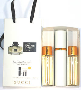 Gucci Flora by Gucci 3x15ml - Trio Bag #B/E