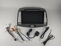 Штатная магнитола Hyundai Elantra 2008-2010г.на базе Android 8.1 Экран 9 дюймов (М-ХЕл-9)