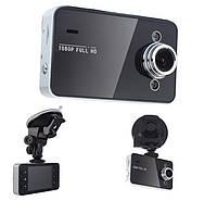 Автомобильный видеорегистратор Vehicle Blackbox DVR Full HD 1080p