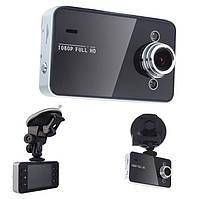 Автомобільний відеореєстратор Vehicle Blackbox DVR Full HD 1080p