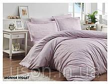 Комплект  постельного белья  жаккард First Choice MONNA VIOLET