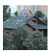 Черепица гибкая зеленая Катепал Джаззи, фото 5