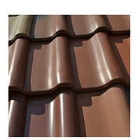 Румба (Rumba) Tondach Венгрия цвет коричневый