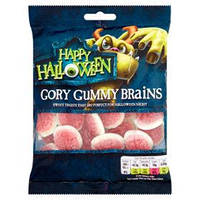 Happy Halloween Gummy Brains 150 g
