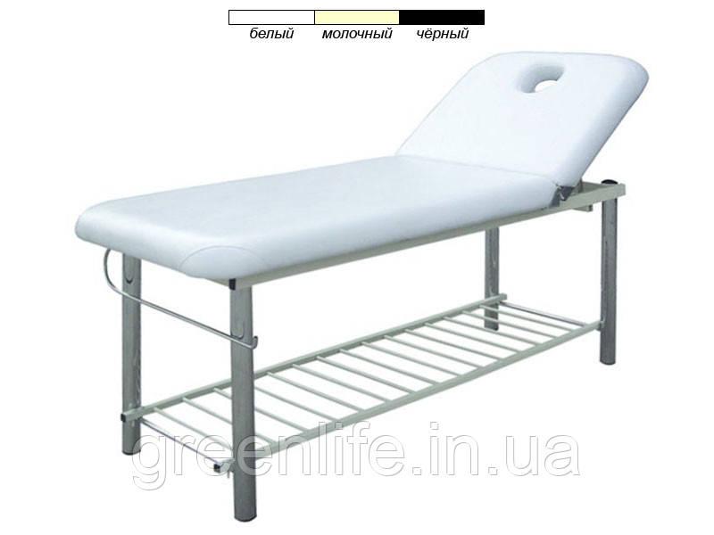 Массажный стол мод. 219 с креплением для простыней