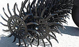Нова Ротаційна борона мотика John Deere Yetter 10,5 м (складна) Ротационная борона мотыга 3534, фото 7