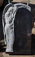 Памятник элитный с Ангелом скорби №141