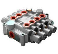 Моноблочный распределительный клапан с открытым центром 4009/4109 (205л/мин) Hema Endustri A.S