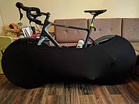 Чехол для велосипеда - Black черный