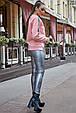 Модная молодежная толстовка 1228.3758 персиковый, фото 4