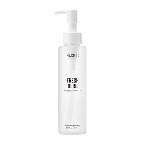 Гидрофильное масло с камелией и жасмином Nacific Fresh Herb Origin Cleansing Oil,150 мл
