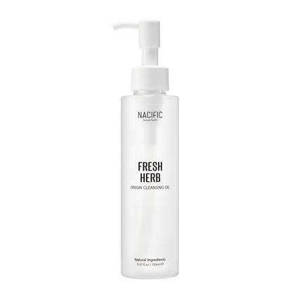 Гидрофильное масло с камелией и жасмином Nacific Fresh Herb Origin Cleansing Oil,150 мл, фото 2