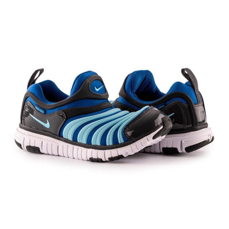 Nike DYNAMO FREE (PS) Kids' Shoe Blue