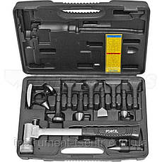 Набор рихтовщика Force 911M1 (11 предметов)