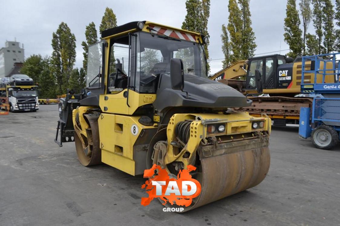 Дорожный каток Bomag BW174AP-4 AM (2011 г)