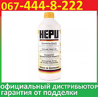 Антифриз HEPU G11 желтый концентрат P999-YLW 1.5л