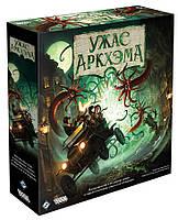 Ужас Аркхэма (Arkham Horror) 3 редакция настольная игра