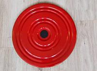 Диск Здоровья Грация металлический Onhillsport OS-0701-1 (желто-красный)