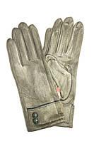 Перчатка женская F016  (уп.12 штук) Замш, фото 1