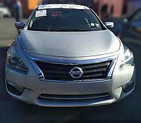 Авторазборка Nissan Altima 2014 Silver 2.5L США