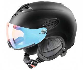 Шлемы UVEX hlmt 300 visor 2019