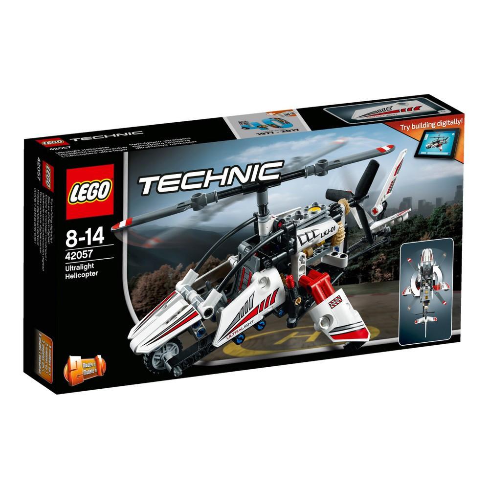 Lego Technic Сверхлёгкий вертолёт 42057