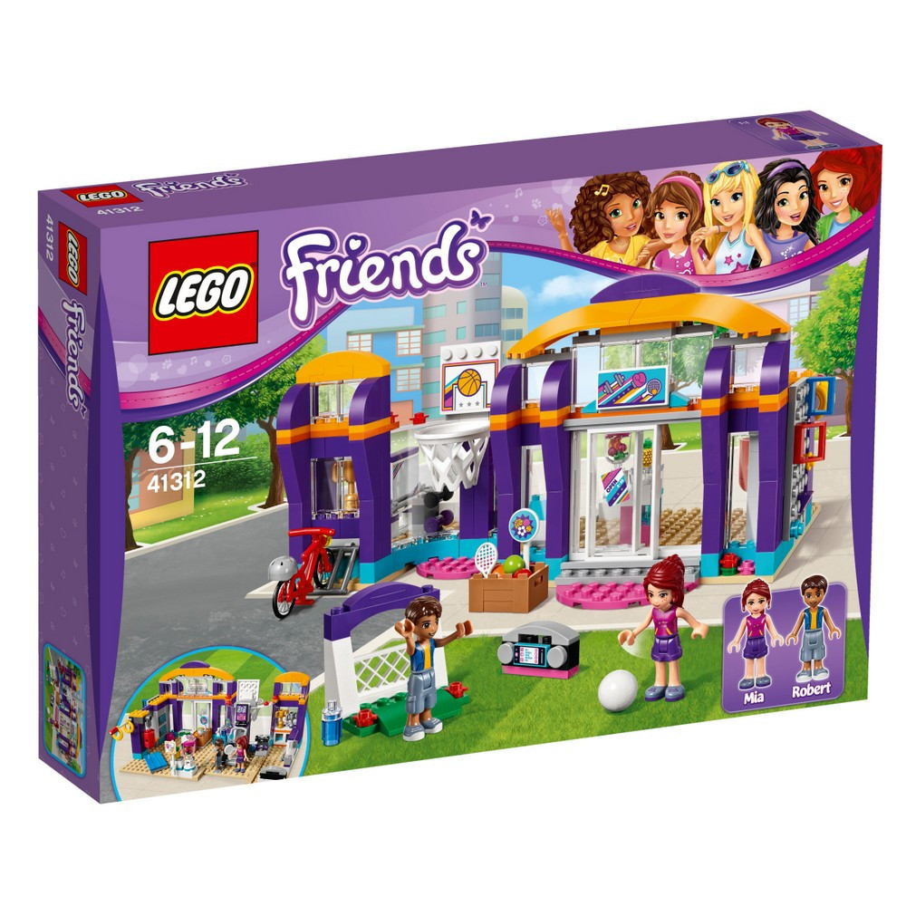 Lego Friends Спортивный центр 41312
