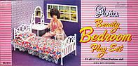 "Мебель для Барби 9314 ""Спальня"", в коробке"