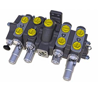 Секционный распределительный клапан с открытым центром MV090 (100л/мин) Hema Endustri A.S