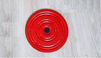 Диск Здоровья Грация металлический Onhillsport OS-0701-5 (красно-зеленый), фото 1