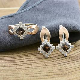 Серебряные изделия с натуральными камнями