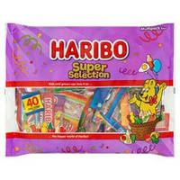 Haribo Super Selection 640 g