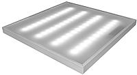 Панель светодиодная 36Вт 600х600 6500K,  Армстронг опал матовая