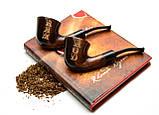 Подарок с гравировкой - трубка для курения KAF203 Dublin под фильтр 9 мм, фото 3