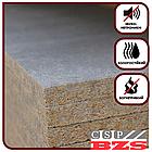 Цементно-стружковая плита  БЗС 3200х1200х12 (мм) ЦСП универсальная для отделки