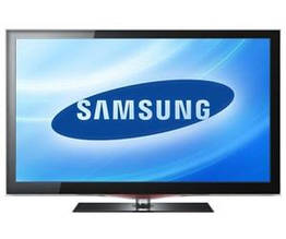 "Телевизор 55 "" Samsung  LE55C655L1W 1920 х 1080- Б/У (Без ножки)"