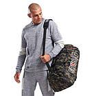 Сумка-рюкзак GR1PS Duffel Backpack 2.0 Хакки, фото 3