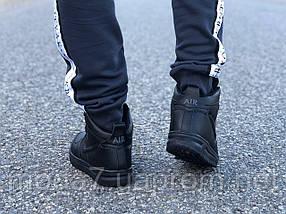 Мужские зимние кроссовки Nike Air Force реплика, фото 3