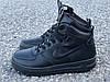 Мужские зимние кроссовки Nike Air Force реплика, фото 4