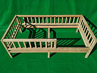 Разборная Кроватка Домик без домика, фото 1