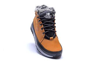 Мужские зимние кожаные ботинки в стиле New Balance Fox, фото 2