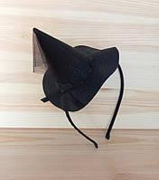 Шляпка - ободок  Ведьмы, Колдуньи, Бабы Яги, фото 1