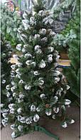 Искусственная елка с шишками от 1 м до 3 метров