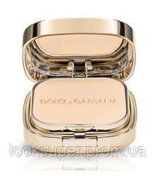 Пудра-основа  Dolce & Gabbana Perfect Finish Powder Foundation 15g Natural