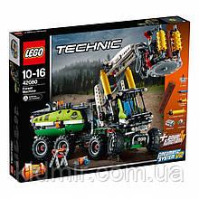 Конструктор Лего Лесозаготовительная машина 1003 детали LEGO Technic 42080
