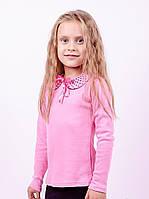 Блуза детская со стразами
