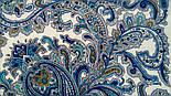 Оберег 1638-4, павлопосадский платок шерстяной  с шелковой бахромой, фото 10