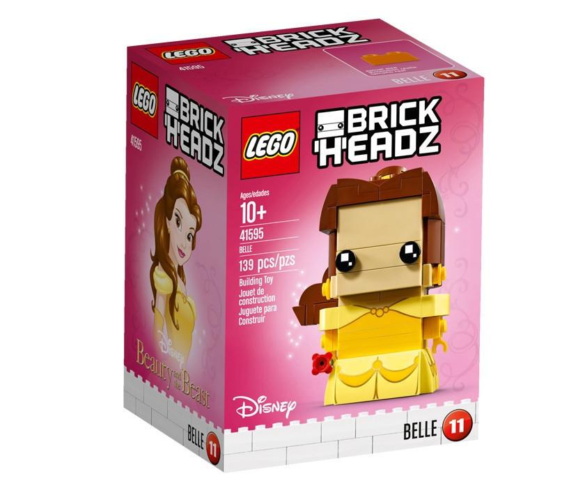 Lego BrickHeadz Белль 41595